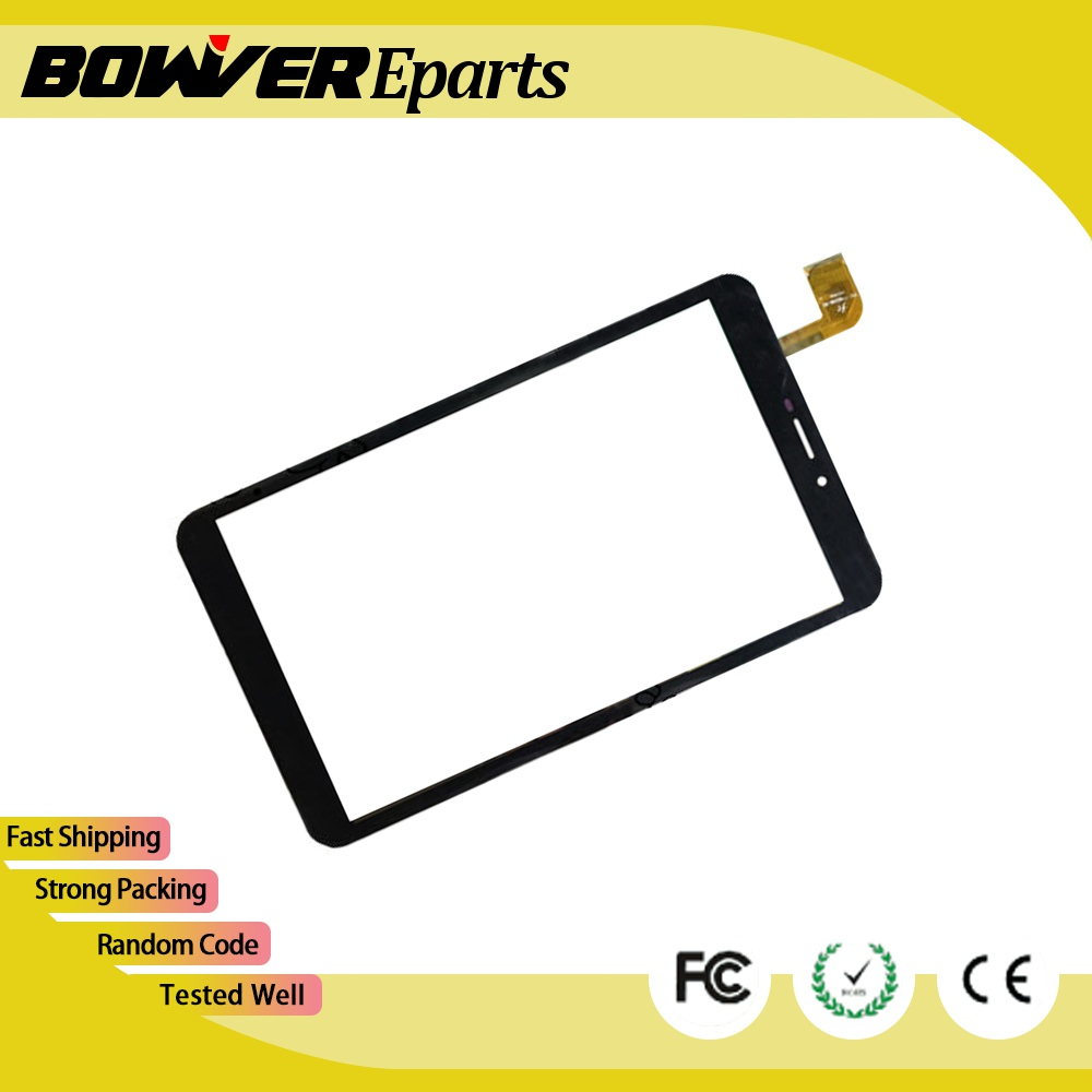 A+ 8inch touch screen 100% New for Irbis TZ85 3G touch panel Tablet PC touch panel digitizer