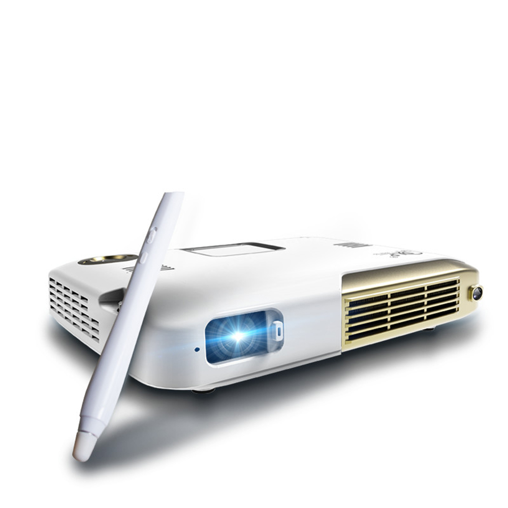 G20 Mini Projector 4K 4096*2160 Resolution Video Projector Home Theater Business Office Portable Led Full HD 1080p with pen
