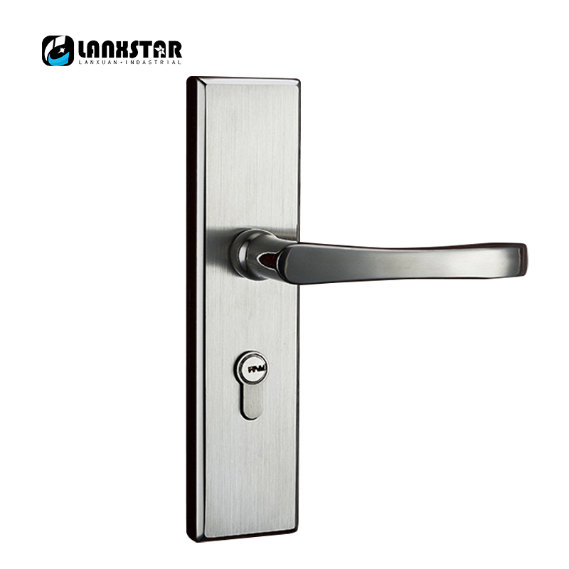 Hot Supply Stainless Steel Lock Specifications Livingroom Door Locks Quality Assuranced Mute Lockcore Door-locks new quality practical steel lock body 304 stainless steel anti theft lock outer door lockset dead bolt locks
