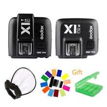 Godox X1C E-TTL 2.4 г Беспроводной вспышка триггера для Canon EOS DSLR 6D 7D 60D 650D 700D 5diii TT685C v860C Вспышка Speedlite