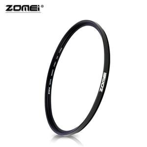 Image 1 - ZOMEI 40.5 49 52 55 58 62 67 72 77 82 86mm Ultra Violet UV Filter Filtro Lens Protector for SLR DSLR camera
