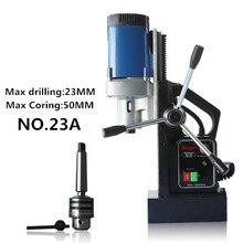 Perceuse magnétique, Type multifonctionnel, perceuse à plaques en acier, Type magnétique, 23mm Max, No240a