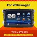 Bosion Автомобиль 2din VW автомобильный DVD GPS навигация для Volkswagen GOLF VI навигации GPS Bluetooth радио USB IPOD рулевое управление