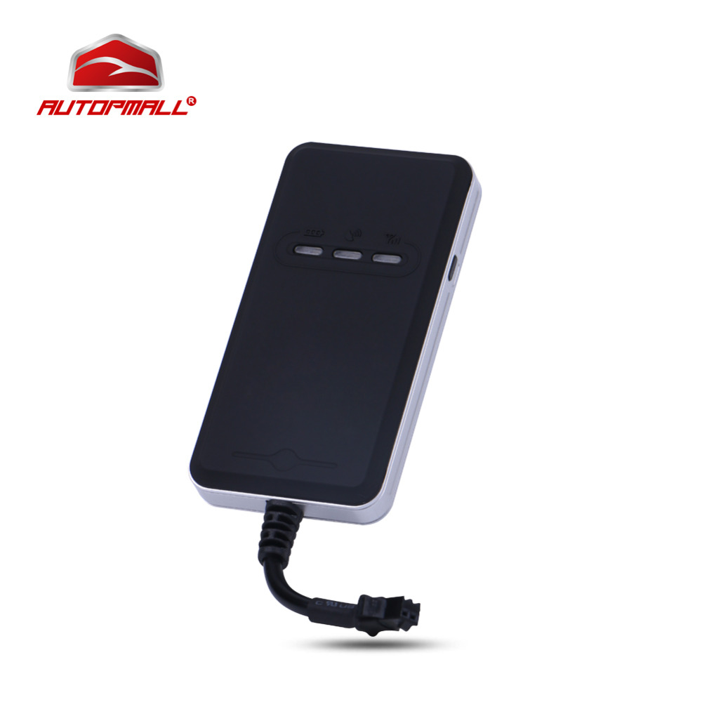 Car GPS Tracker TR02 GPS Vehicle Tracking Device Real-time Tracking Built-in Monitor Circuits GPS+GSM+GPRS Wireless Network