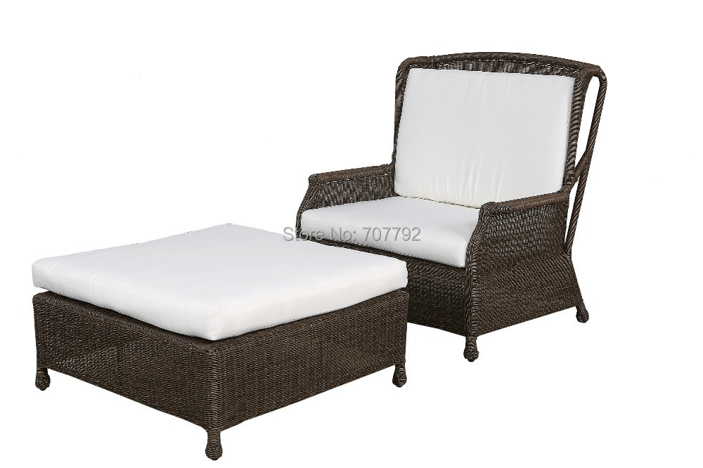 Strange Us 273 6 5 Off Elegant Design Sgc 13007A Outdoor Rattan Synthetic Sun Lounger Double Sofa Bed In Sun Loungers From Furniture On Aliexpress Evergreenethics Interior Chair Design Evergreenethicsorg