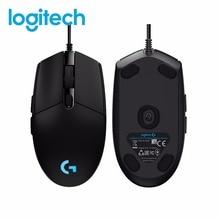 Logitech G102 PRODIGY souris Gaming optique 6,000 DPI, 16.8 M couleur LED personnalisation, 6 boutons-Version internationale