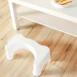 39x22,5x17 см u-образный приседающий унитаз нескользящий коврик для ванной помощник подножки снимает запорные сваи