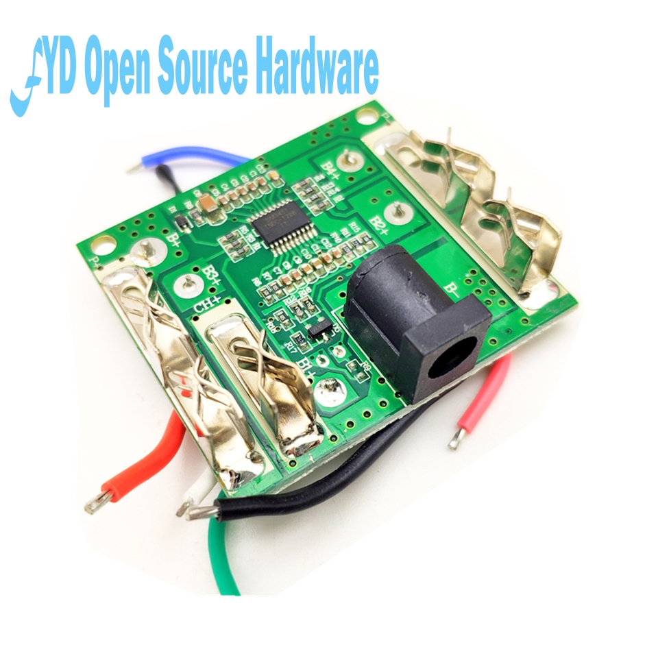 1pcs 5S 18/21V 20A Li-Ion Lithium Battery Pack Battery Charging Protection Board