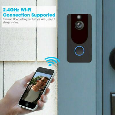 Smart IP Video Intercom Wireless WiFi Video Doorbell Smart Phone Door Intercom Security Camera Bell 1080P IR Alarm  SecuritySmart IP Video Intercom Wireless WiFi Video Doorbell Smart Phone Door Intercom Security Camera Bell 1080P IR Alarm  Security