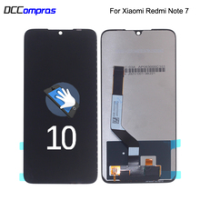 Original For Xiaomi Redmi Note 7 LCD Display  Touch Screen Digitizer For Redmi Note 7 Pro Screen LCD Display Replacement цена