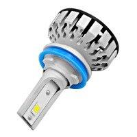 Super Bright 80W 8000LM Car LED Headlight H1 H3 H4 H7 H11 9005 9006 9012 Waterproof