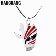 Horro V magia Venddetta vampiro collar con colgante de máscara de la muerte Kurrosaki Ichigo media máscara de Hollow collar