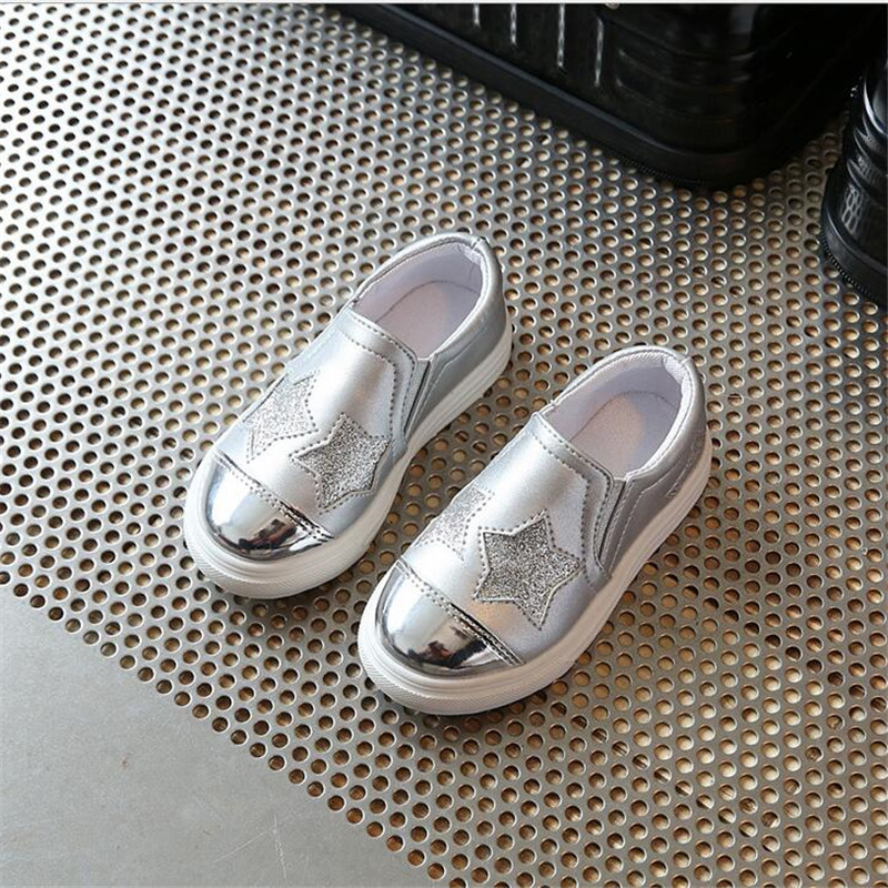 2017-new-fashion-childrens-sports-shoes-girls-lovely-stars-casual-shoes-flat-shoes-1
