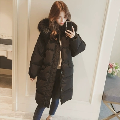 2019 Pregnant Woman Coat Down Jacket Clothing   Parka   Femme Long Winter Coat 4XL Women Kawaii Maomaokong Harajuku Plus Size