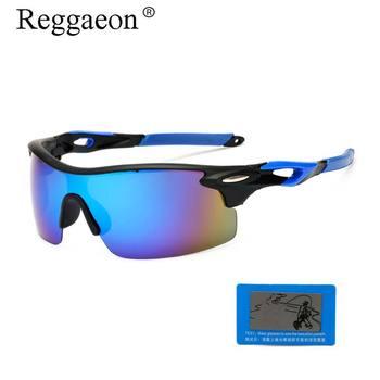 e26caabd05 Reggaeon deporte gafas de sol polarizadas Polaroid HD gafas de sol gafas de  UV400 a prueba de viento gafas de sol para hombres y mujeres de pesca retro  azul