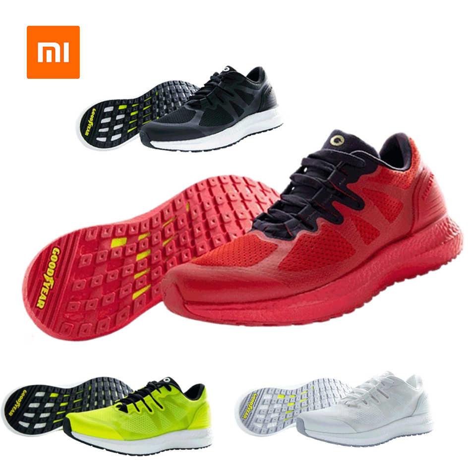 Xiaomi Amazfit maraton ayakkabı erkek ayakkabısı erkek rahat erkek tenis beyaz siyah güvenlik rahat tıknaz platformu scarpe ayakkabı spor