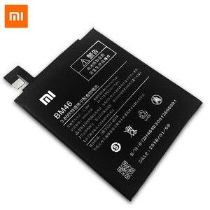 Image 5 - Xiao mi bm46 original bateria para xiao mi nota 3 nota vermelha 4 4x3 pro 3 s 3x 4x mi 5 bn43 bm41 bm47 bm22 baterias de substituição