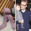 Marca de moda de Algodón Infantil del bebé niñas medias Cabritos Del Niño medias Pantimedias Otoño Invierno Baby Girl Medias Pantalones de La Muchacha