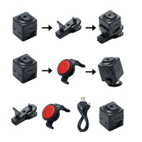 KEBIDU Mini Camera Full HD 960P Secret Cam Motion Detection Feature The Smallest Camcorders In The