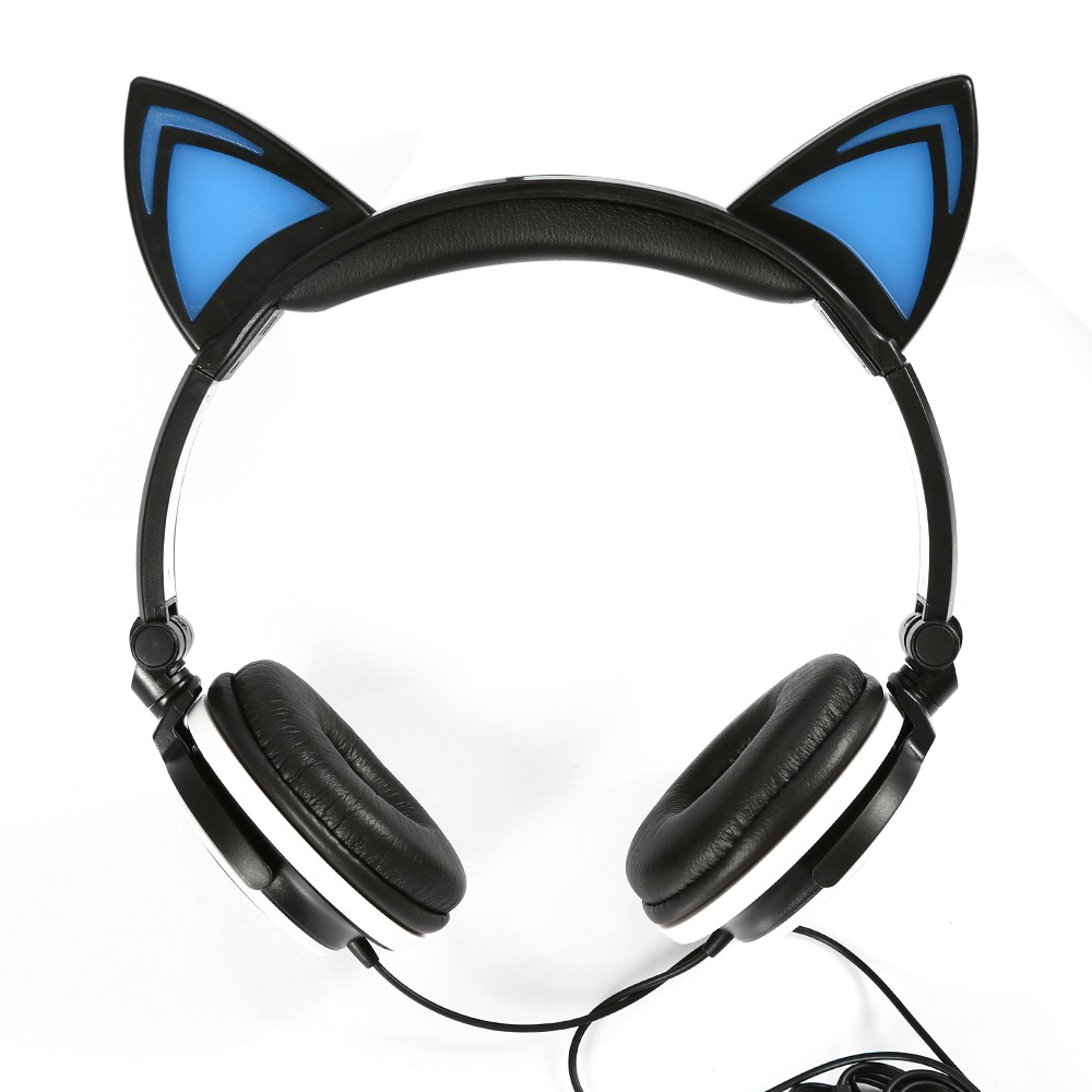 HTB19qe7OXXXXXX5XpXXq6xXFXXXs - Mindkoo Stylish Cat Ear Headphones with LED light