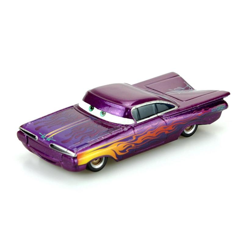 Pixar Cars Movie Purple Ramone Genuine Metal Diecast Toy Car 1 55