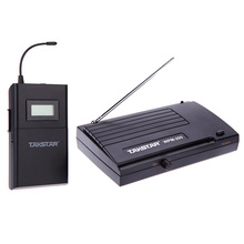 Takstar WPM 200/WPM 200R UHF bezprzewodowy System monitorowania 50m odległość transmisji zestaw słuchawkowy Stereo nadajnik odbiornik