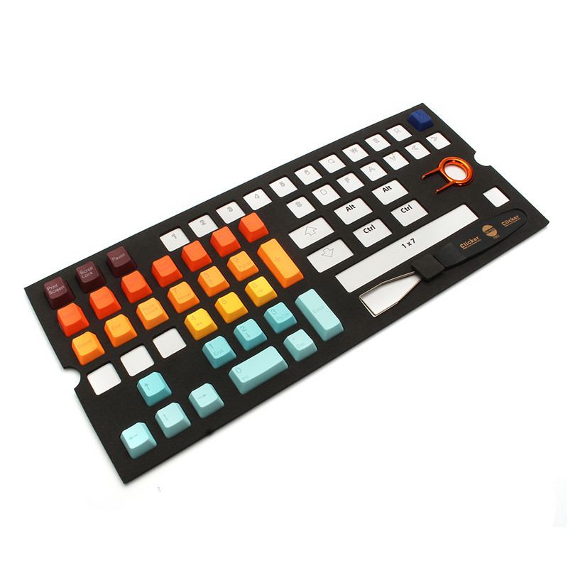 104 Gaming Keyboard Keycap Set With Key Caps Puller Remover Tool Multicolor ABS For Mechanical Keyboards free shipping for dell inspiron 3520 laptop motherboard 0w8n9d main board pwb mxrd2