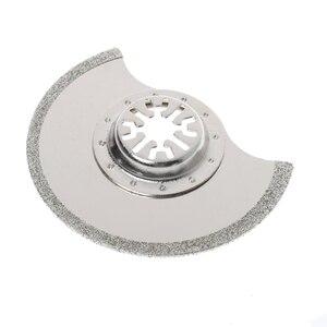 Image 1 - Lame de scie multi outils oscillante à Segment de diamant de 88mm pour Chicago Bosch Makita Dls
