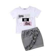 c3324c1c6 2pcs Skirt and Ruffle Top - Compra lotes baratos de 2pcs Skirt and ...