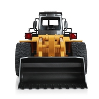 1520 6CH 1/14 RC Truck Model Metal Charging Rc Hydraulic Excavator RTR Remote Control Truck RC Vehicle Toy for Children