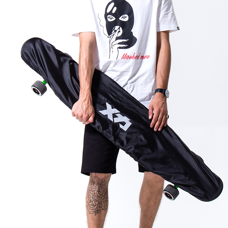 Image 5 - Mackar tide brand design professional long board dance board skateboard protection Cover for  road board electric skateboard-in Skate Board from Sports & Entertainment