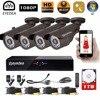 Eyedea 8 CH Phone View Remote Access Surveillance DVR Recorder 1080P 2 0MP 5500TVL CCTV Security