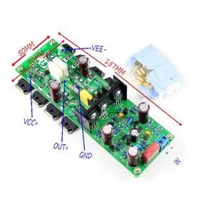 Image 2 - Lusya 2 canaux L20.5 250W * 2 amplificateur de Puissance Audio HIEND Ultra faible Distorsion KEC KTB817 bricolage KITs