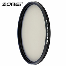 цена на Zomei HD High Definition CPL Circular Polarizer Polarizing Filter for DSLR Camera Lens 49mm 52mm 58mm 62mm 67mm 77mm 82mm