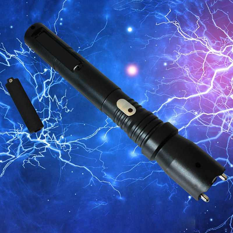 1PC Electric Shock Batons Stick April-Fool Day Trick Props Flashlight Prank Toy Gag Funny Toy