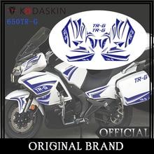 цена на KODASKIN Motorcycle For CFMOTO 650TR-G 2D Fairing Emblem Sticker Decal