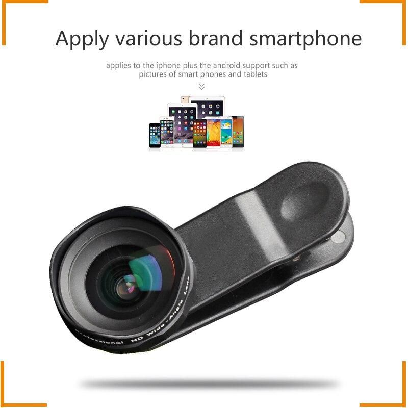 IB-18MM Téléphone Camera Lens Aucune Déformation de Haute Qualité Professionnel Grand Angle camera Lens Plein Écran HD 4 k Lens Expédition gratuite