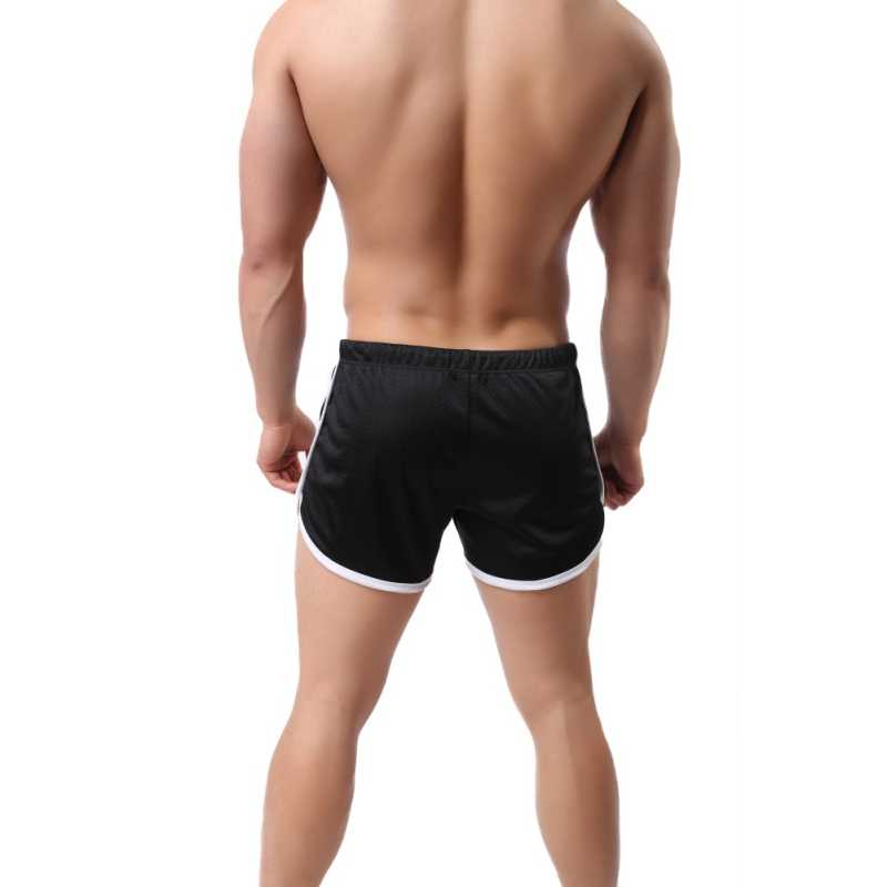 e5e9f2729f3 ... New Men Summer Shorts Casual Trunks Slimming Mens Beach Short Pants Male  Fitness Shorts For Workout ...