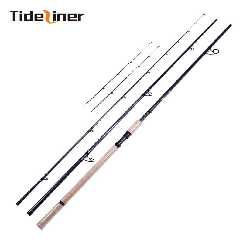 4 2m Feeder fishing rod 150g 3 tips 3 3 H M S spinning carp fishing
