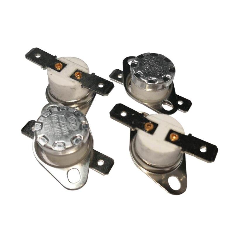 Термостат керамический KSD302/KSD301 160C 165C 170C 175C 180C 185C 190C 195 200C 210C 220C 230C 240C градусов 10A нормально закрытый|Выключатели|   | АлиЭкспресс