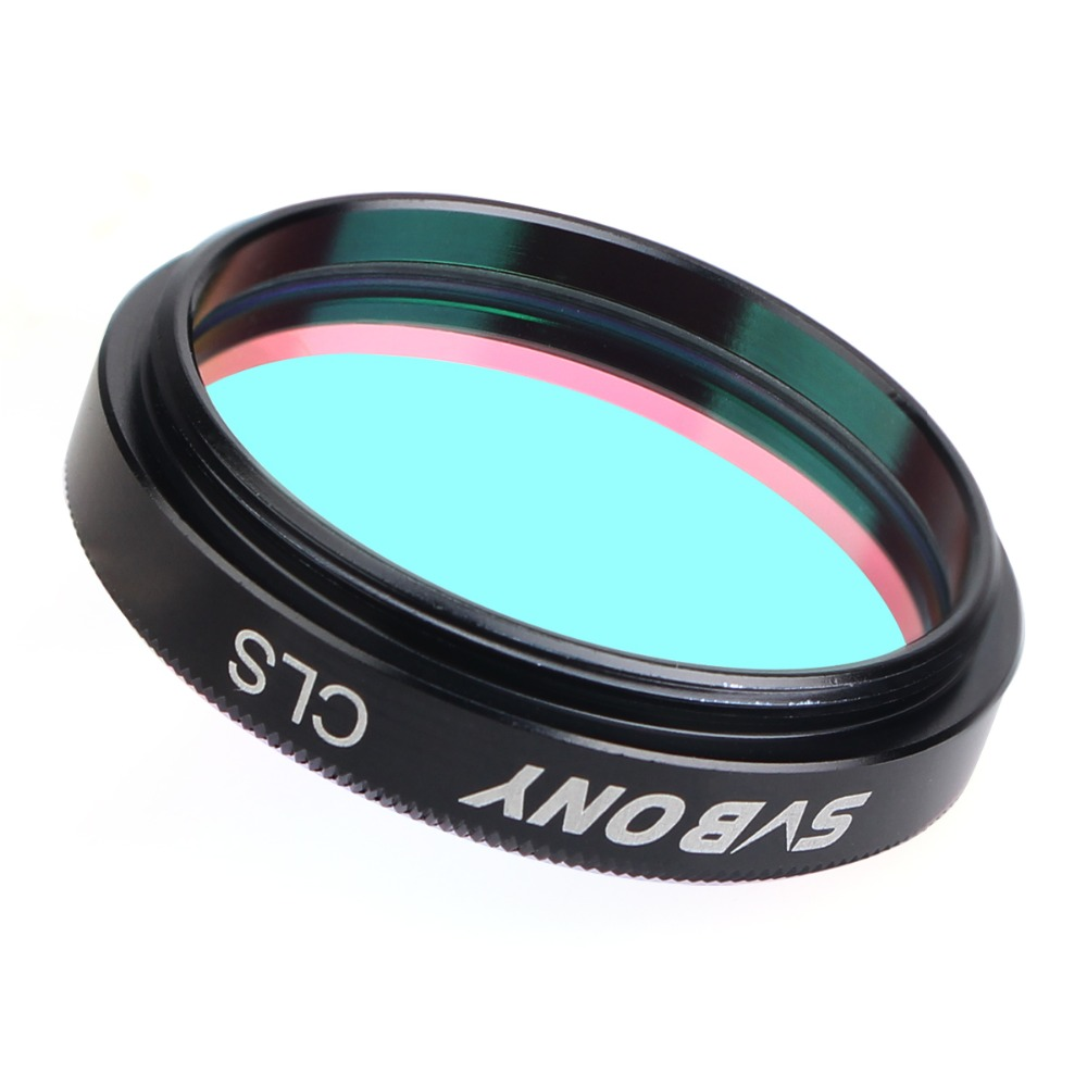 SVBONY Filter CLS 1.25 Deep Sky Filter for Astronomy Monocular Telescope Eyepiece Cut Light Pollution Visual & Astronomical бра odeon light zefiro 3932 1w