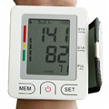 Health Care Fully Automatic Wrist Style Digital Blood Pressure Monitor Tonometer Meter for Measuring And Pulse Rate