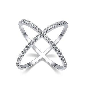 Fashion jewelry silver Ring Fi