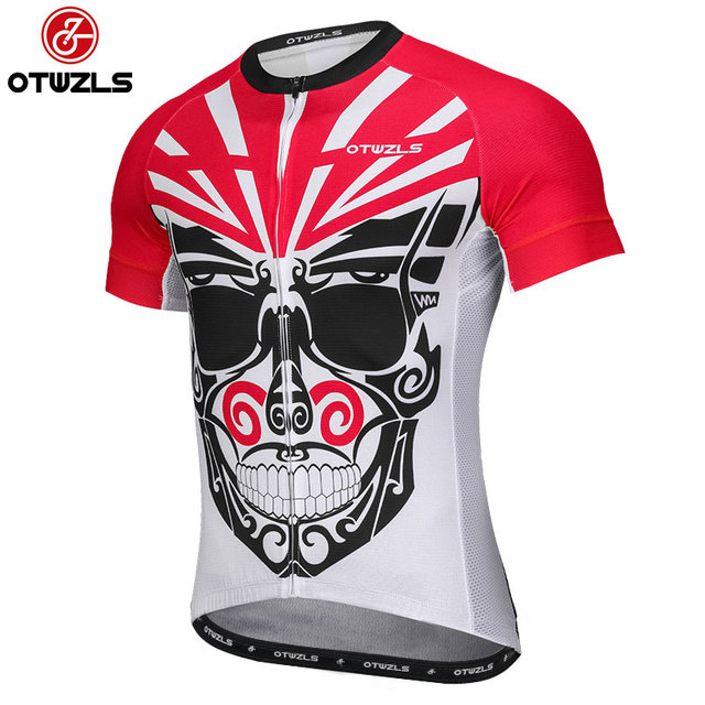 cycling jersey 2018 men summer short sleeve mountain bike jersey cycling  clothing MTB bicycle riding outdoor jersey reflective 74078807f
