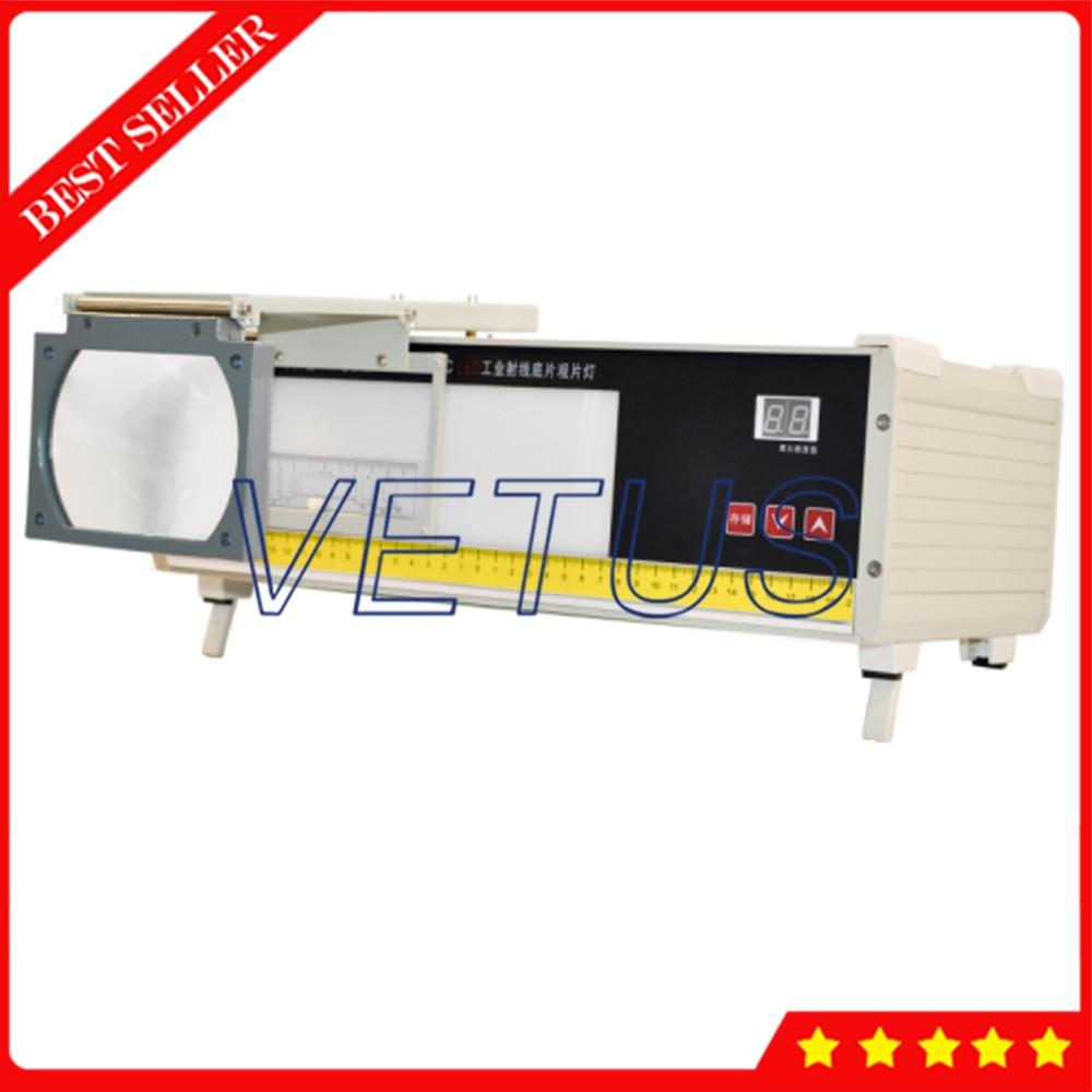GP-2000D LED film Industriel lampe d'observation LED Visionneuse de Films Avec 7000 K Moyenne température de couleur