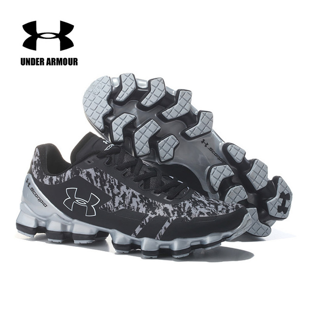 Under Armour UA Scorpio 2 Men Running Walking Shoes Outdoor Athletic Breathable Light Sneakers Zapatillas Hombre Deportiva