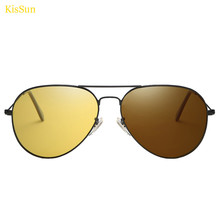 New 145mm Night Vision Glasses Driver Photochromic Aviator Polarized Sunglasses Yellow Night Vision Glasses Classic Eyeglasses 4 3 inch motion detection peephole viewer ir night vision video door phone