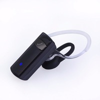 Mono Bluetooth Headset Single Ear Headset For Apple And Android Devices Noise Free Bluetooth 3 0