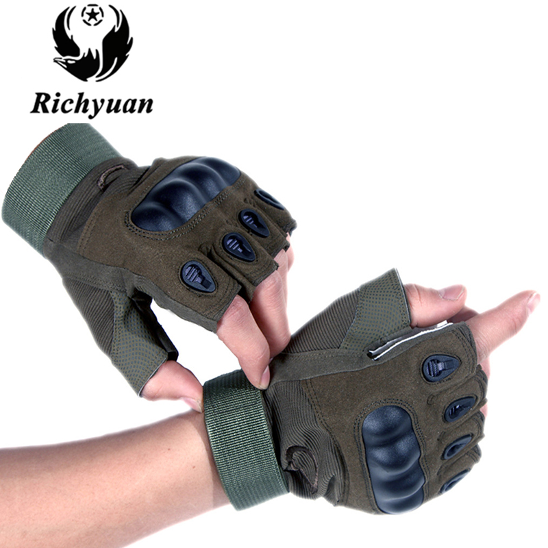 Military Combat Tactical Gloves