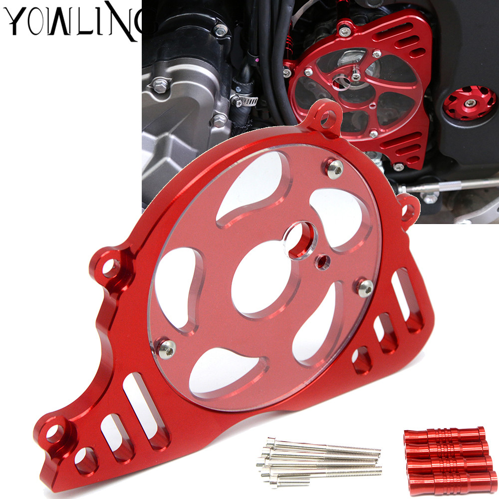 Motorcycle Accessories Engine Stator Cover Engine Protective Cover For Kawasaki <font><b>Z1000</b></font> 2010 2011 2012 2013 2014 <font><b>2015</b></font> 2016 2017 image